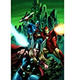 (The Avengers Disassembled: The Invincible Iron Man, the Mighty Thor, Captain America) By Miller, John Jackson (Author) Hardcover on (04 , 2009)