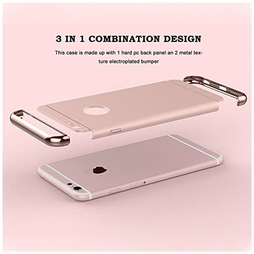 iPhone 6S Cover 360 Gradi Silicone Custodia in Ultra Slim Silicone