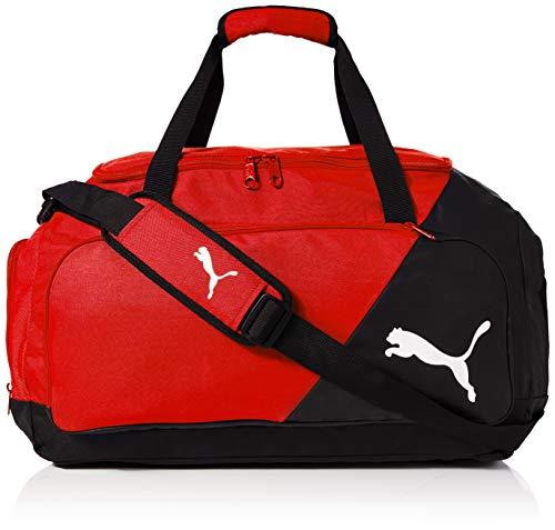 Puma Liga Medium Bag, Unisex Adulto, Rojo Red, 63 x 33 x 26 cm
