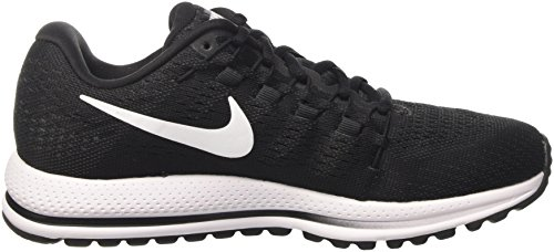 Nike Air Zoom Vomero 12, Chaussures de Course Homme Noir (Black/white/anthracite)