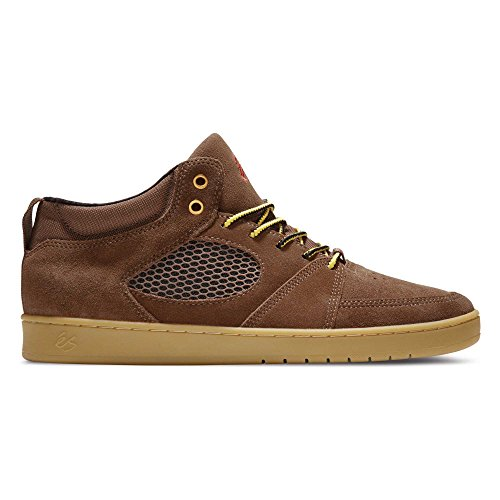 Es Accel Slim Mid Brown/Gum