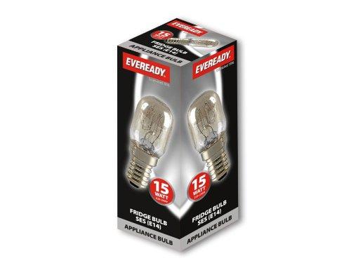 Eveready Universal Kühlschrank Gefrierschrank/Ofen 15W SES Glühbirne