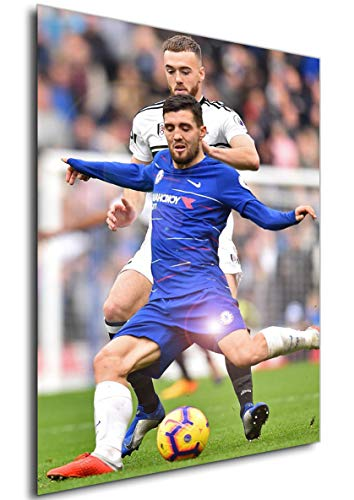 Instabuy Poster - Sport - Football Stars - Chelsea - Mateo Kovacic A4 30x21 - Mateo Poster