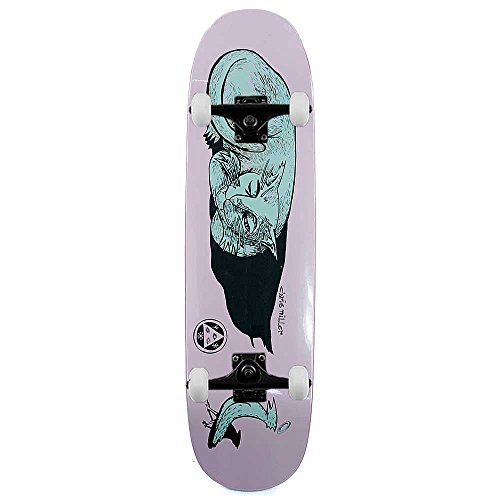 Welcome Skateboards Miller Guilty Cat On catblood - Completo 8,5 ""