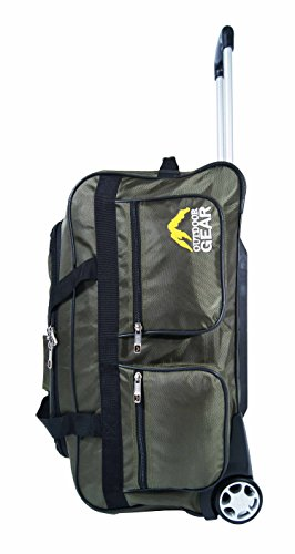 Outdoor-Gear-Ballistic-Nylon-24-inch-Large-Wheeled-Holdall-Bag