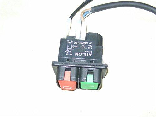 Schalter Ersatzteil für alle ATIKA Betonmischer 230V ***NEU***