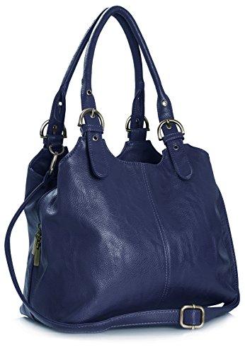 big-handbag-shop-sac-a-main-pour-femme-poches-multiples-et-longue-bandouliere-taille-m-bleu-medium-n