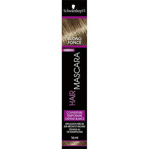 8199e131c84 Schwarzkopf - Hair Mascara Blond Fonce 16Ml - Prix Unitaire - Livraison  Gratuit En France Métropolitaine