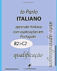 Io Parlo Italiano (qualificação): (aprender italiano, learn italian - gramática italiana)