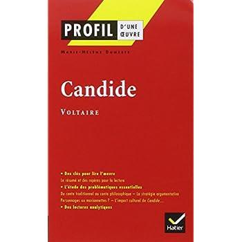 Profil d'une oeuvre : Candide ou l'optimisme, Voltaire