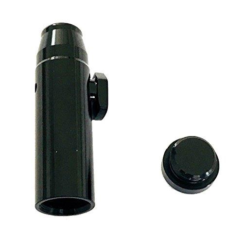 M&M Smartek Dispensador Dispensador Botella de Sniff rapé Sniffer dispensador dispensador de metal color