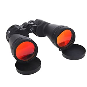 Lixada 40X 70mm 126m/1000m télescope jumelles pour des manifestations sportives, des concerts, observation des oiseaux, le camping, etc