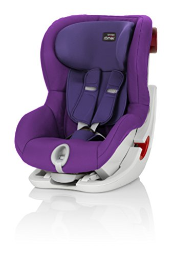 Preisvergleich Produktbild Britax Römer Autositz KING II, Gruppe 1 (9 - 18 kg), Kollektion 2017, Mineral Purple