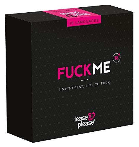 Feuchtalarm - Erotikspiele | Sexspiele | Partyspiele | Paarespiele | Vorspiele | verschiedene Gesellschaftspiele ab 18 Jahre (FuckMe)