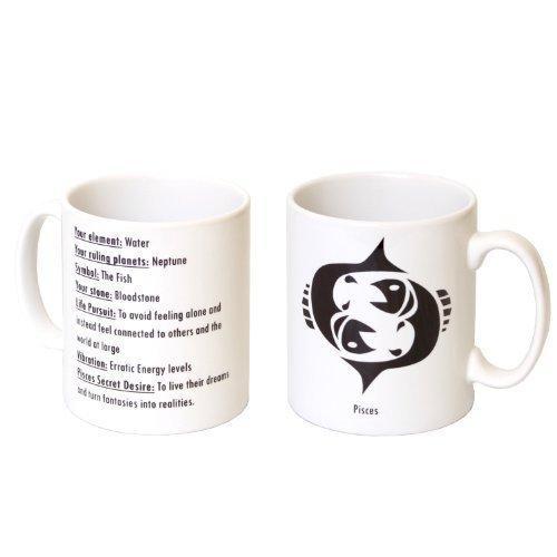 41cjBUOkUOL Sternzeichen Fische Kaffeetasse Becher Tasse
