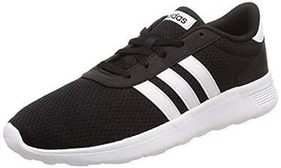 adidas neo Men's Lite Racer Cblack/Ftwwht/Ftwwht Running Shoes - 8 UK/India (42 EU) (BB9774)