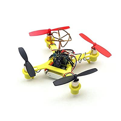 EACHINE QX90C 90mm Micro FPV Racing Quadcopter With Camera RC Mini Quadcopter Drone BNF Based On F3 EVO Brushed Flight Controller