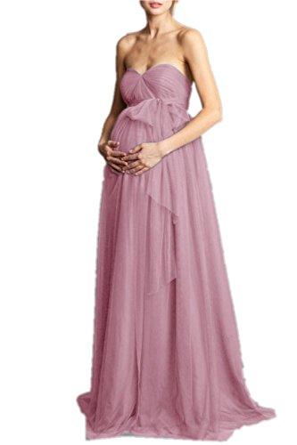 Promworld  Damen A-Linie Brautkleid Gr. 48, lavendel