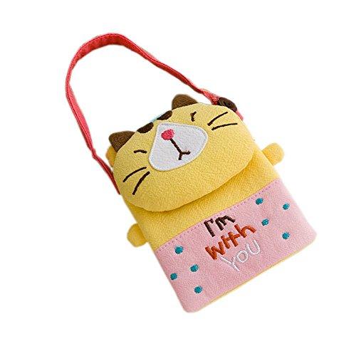 [Pretty Cat] Sac de mini sac à main (4.4 * 3.2)