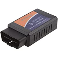 SODIAL(R)ELM327 OBDII V2.1 CAN-BUS Bluetooth Interface de diagnostic Scanners