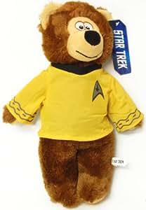 "Star Trek 13"" Plush Bear Captain Kirk"