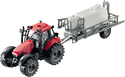 Mondo Motors - 61002 - Véhicule Miniature - Tracteur Avec Remorque - Echelle 1:27 - Modèle aléatoire