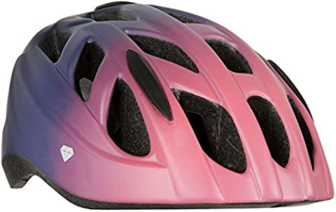 Lazer Summer Ladies Cycling Helmet - Matt Bordeaux, Small (Multi Purpose Cyclist Cycle Bicycle Biking Biker Bike Roadie Road Urban Racing Racer Race Lady Woman Women Girl Female)