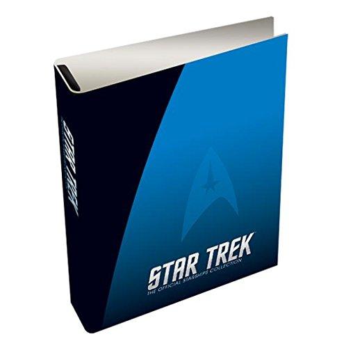 Archivador 16 revistas colección Star Trek
