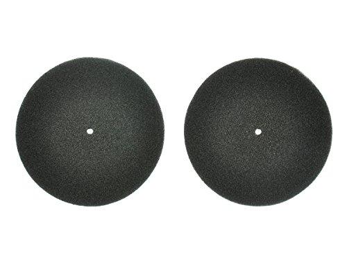 WEWOM 2 Schaumnetzscheiben für Sennheiser HD250 HD540 und HD560 aus Schaumstoff