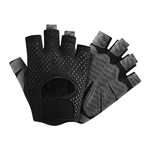 BHYDRY Hombres Mujeres Yoga Guantes Fitness