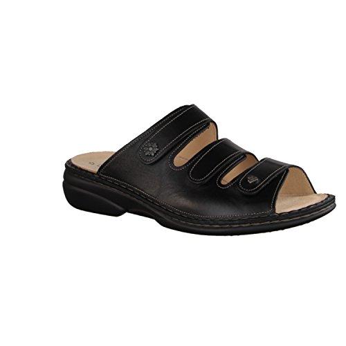 Finn Comfort  Menorca-Soft, Claquettes femmes Noir - Noir
