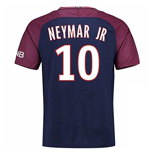 Uksoccershop 2017-18 psg home shirt (neymar jr 10)