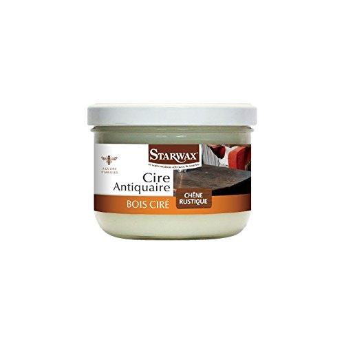 Starwax-Cera antiquaire/pasta 375ml-roble rústico