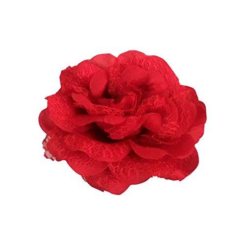 AEC-AC0096-Fleur-rouge-montee-sur-barette-13-cm-environ