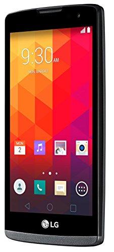 LG Leon H320 8GB Titanio - Smartphone  SIM   nica  Android  MicroSIM  EDGE  GSM  HSDPA  HSUPA  UMTS  Micro-USB