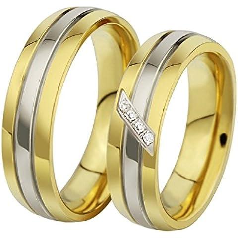 Uomo Donna Matrimonio Banda Acciaio Inossidabile Di AieniD