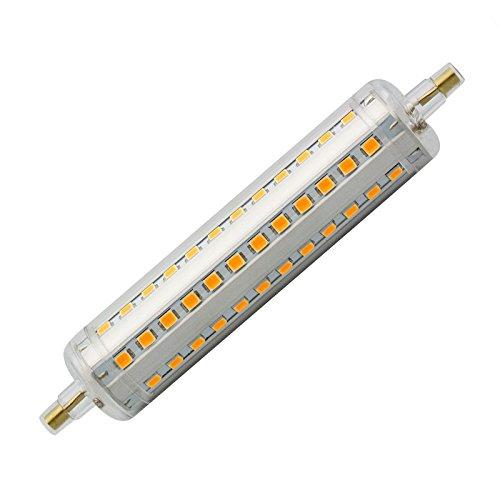 LEDKIA LED-Lampen R7S 18W 189mm Slim Kaltes Weiß 6000K