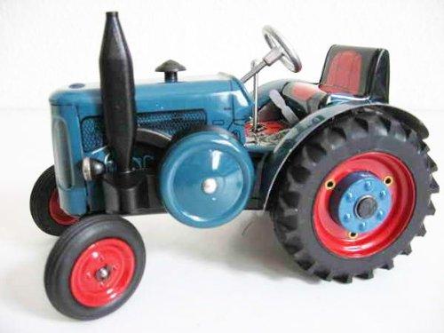 Funktion Blechspielzeug Traktor Trecker Schlepper Lanz Bulldog 4016 *neu* M Blechspielzeug Baufahrzeuge & Traktoren