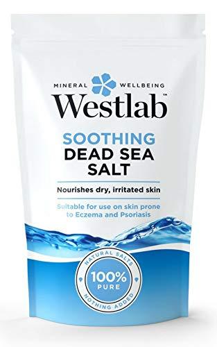 Westlab Sale del Mar Morto sacco richiudibile da 1kg