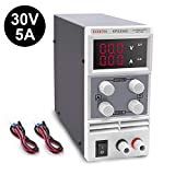 Fuentes de Alimentacion Regulables DC 0-30V / 0-5A Eventek Regulable Digital...
