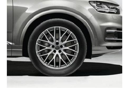 AUDI WKR 10-Y-Speichen-Design 9x20 ET33 Alu-Basisrad 285/45 R20, rechts - 4M0073550LD8