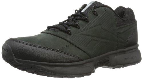 Reebok Sporterra Classic V, Chaussures de trail homme Mehrfarbig (BLACK/IRONSTONE/FLAT GREY)