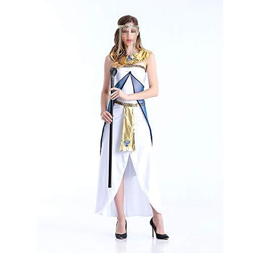 Kostüm Ägyptische Up Dress - Halloween kostüm, Halloween Cosplay kostüm Halloween Cosplay Horror Kostüm,Halloween Kostüm Griechische Göttin Kostüm Ägyptische Königin Dress Up Arabian Girl