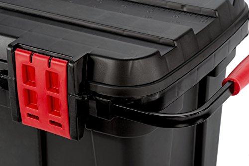 PARAT 5814500391 Profi-Line Werkzeug-Container, rollbar (Ohne Inhalt) - 8