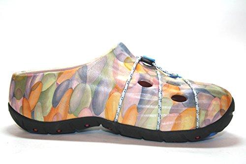 Timber Land Mion 99751–Scarpe, sandali da donna Bunt (mehrfarbig)