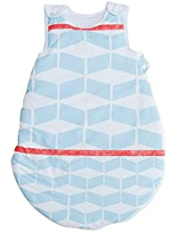 Geométrica pati Chou saco para bebé ...