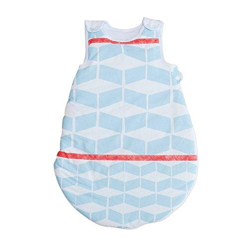 Geometrisch Pati\'Chou baby Baumwolle Schlafsack 12-24 monate (90 cm, 1 tog)