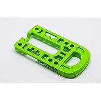 flatland3d Bash Guard M - Protector para tablas de podar, Fresh Green