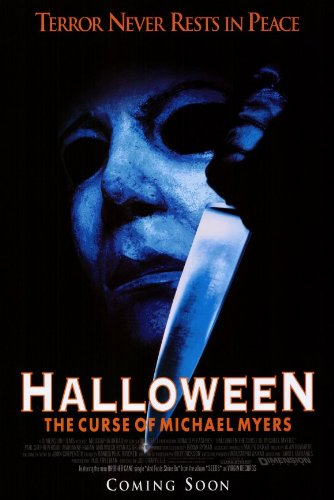 se of Michael Myers Plakat Movie Poster (11 x 17 Inches - 28cm x 44cm) (1995) (Halloween 6 1995)
