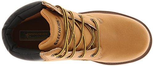 Skechers Mecca Bunkhouse, Boots garçon Marron (Wtn)